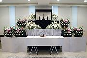 葬儀の空間